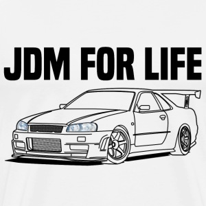 JDM for Life Tee shirts - T-shirt Premium Homme