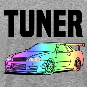 Tuner Car Colourful Tee shirts - T-shirt Premium Homme