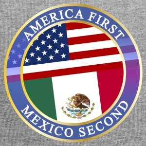 AMERICA FIRST MEXICO SECOND Caps & Mützen - Jersey-Beanie