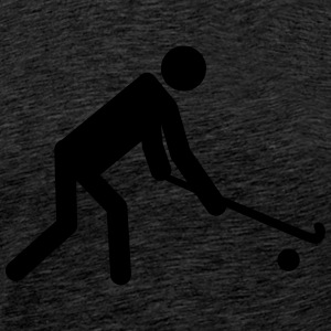 hockey T-shirts - Mannen Premium T-shirt