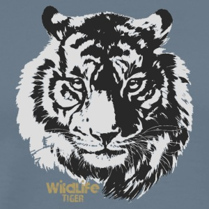 WildLife · Tiger - Männer Premium T-Shirt