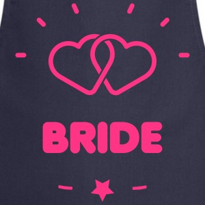 BRIDE + HEART Tabliers - Tablier de cuisine