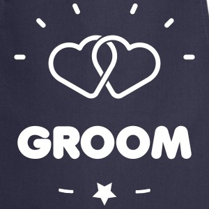 GROOM + HEART  Aprons - Cooking Apron