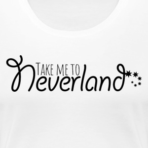 Shirt - Neverland - Frauen Premium T-Shirt