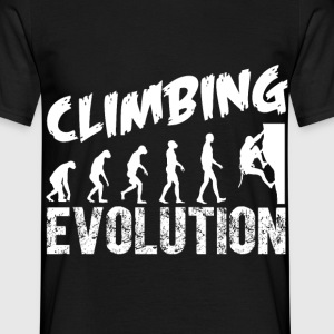 Klettern Shirt Evolution - Männer T-Shirt