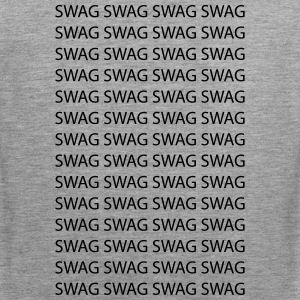 Swag Swag Swag Swag Sportbekleidung - Männer Premium Tank Top