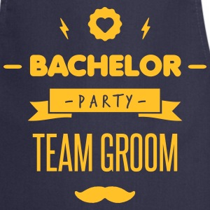 Team GROOM  Aprons - Cooking Apron