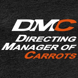 Directing Manager of Carrots 2C - Frauen Premium T-Shirt