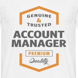 Account Manager T-shirt - Men's T-Shirt