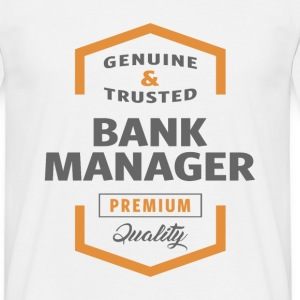Bank Manager T-shirt - Men's T-Shirt