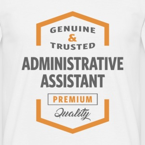 Administrative Assistant T-shirt - Men's T-Shirt