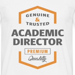 Academic Director T-shirt - Men's T-Shirt