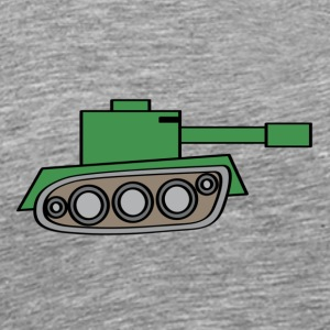 W.O.T World of tanks t-shirt. - Men's Premium T-Shirt