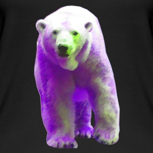 Polar Bear - Eisbär Tops - Frauen Bio Tank Top