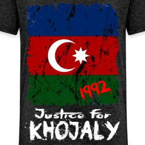 Justice for Khojaly Shirts - Kids' Premium T-Shirt