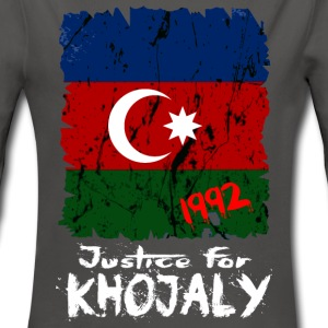 Justice for Khojaly Baby body - Baby body met lange mouw