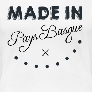 Made in Pays-Basque - T-shirt Premium Femme