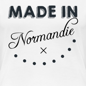 Made in Normandie - T-shirt Premium Femme