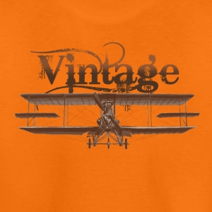 Vintage airplane Shirts - Teenager Premium T-shirt