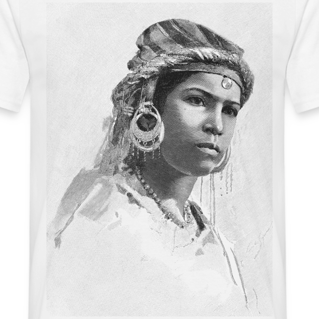 Woman from Morocco
