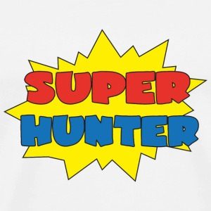 Super hunter T-Shirts - Men's Premium T-Shirt