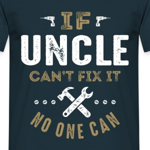 Uncle Can Fix It T-shirt  - Men's T-Shirt