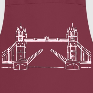 London Tower Bridge  Aprons - Cooking Apron