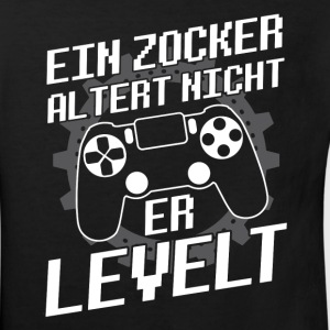 ZOCKEN/GAMER T-Shirts - Kinder Bio-T-Shirt