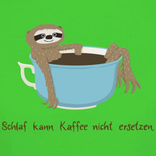 Schlaf kann Kaffee nicht ersetzen