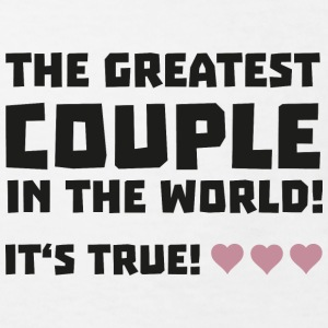 Greatest Couple in the world  S5rz0 Shirts - Kinderen Bio-T-shirt