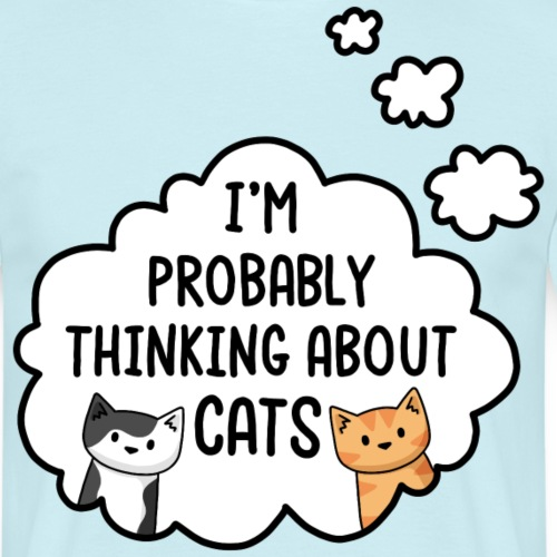 Thinking about cats