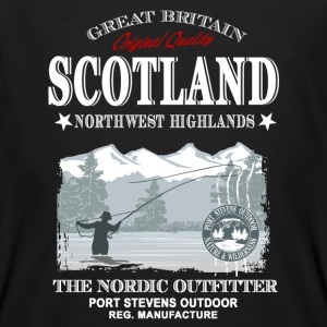 Scotland - Fishing T-Shirts - Männer Bio-T-Shirt