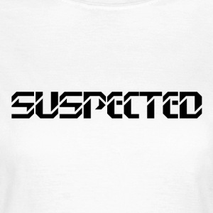 suspected music logo  T-Shirts - Frauen T-Shirt
