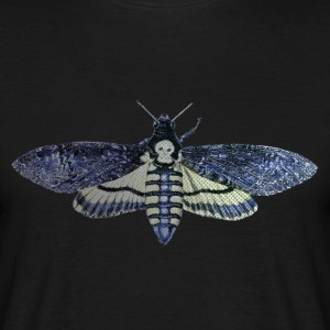 Death metal moth - Men's T-Shirt