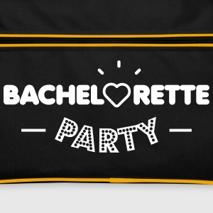 Bachelorette party Tassen & rugzakken - Retro-tas