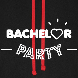 Bachelor party Sweaters - Unisex baseball hoodie