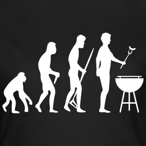 Barbecue Evolution Tee shirts - T-shirt Femme