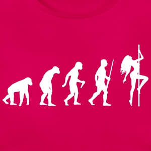 Pool Danceer Evolution - Frauen T-Shirt