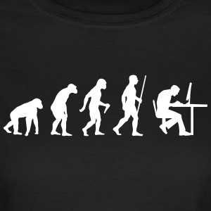 Geek Evolution - Frauen T-Shirt
