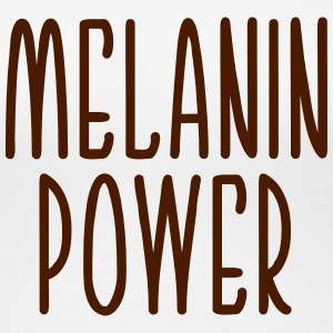Melanin Power T-Shirts - Frauen Premium T-Shirt