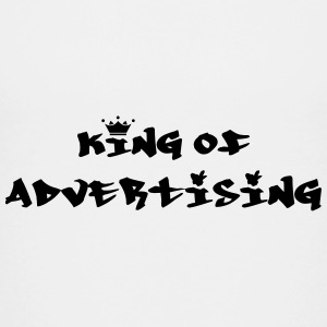 reklam / annons / Advertiser / Advertising T-shirts - Premium-T-shirt tonåring