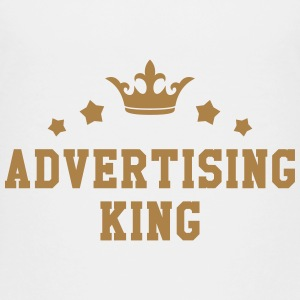annoncering / annonce / Advertiser / Advertising T-shirts - Teenager premium T-shirt