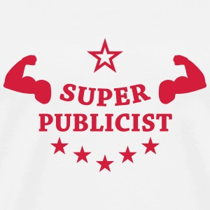 Werbung Publicist Advertising Publicitaire Pub T-Shirts - Men's Premium T-Shirt