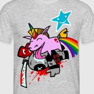 Love unicorn - T-shirt Homme
