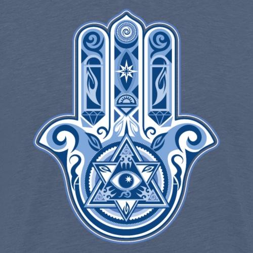 Hamsa Hand Of Fatima, Symbol, Auge, Dreieck