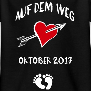 On the way (October) 2017 Shirts - Kids' T-Shirt