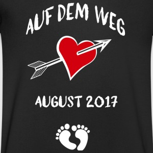 On the way (August 2017) T-Shirts - Men's V-Neck T-Shirt