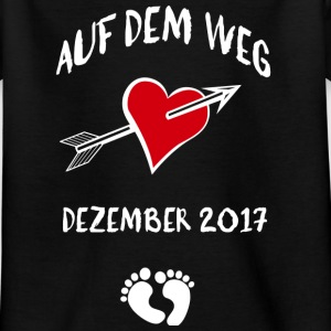 On the way (December 2017) Shirts - Kids' T-Shirt