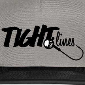 tight lines cap - Snapback Cap