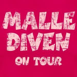 Malle Diven On Tour Vintage Pink